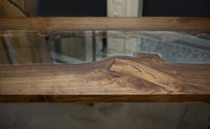 Потрясающие столы от мастерской «Derevoteka»