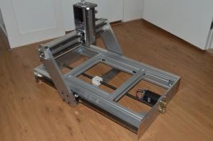 Как собрать самодельный фрезерный станок с ЧПУ + Чертежи и схемы!