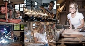 Очаровательная Грета и ее мастерская