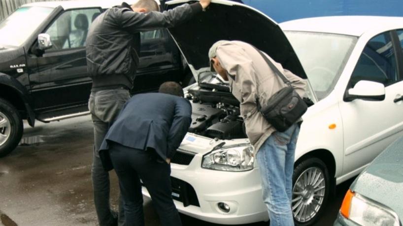 Видео-инструкция: Как избавиться от подержанного авто меньше чем за минуту