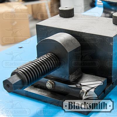 Передвижной упор для гибочных направляющих. TG4 Blacksmith