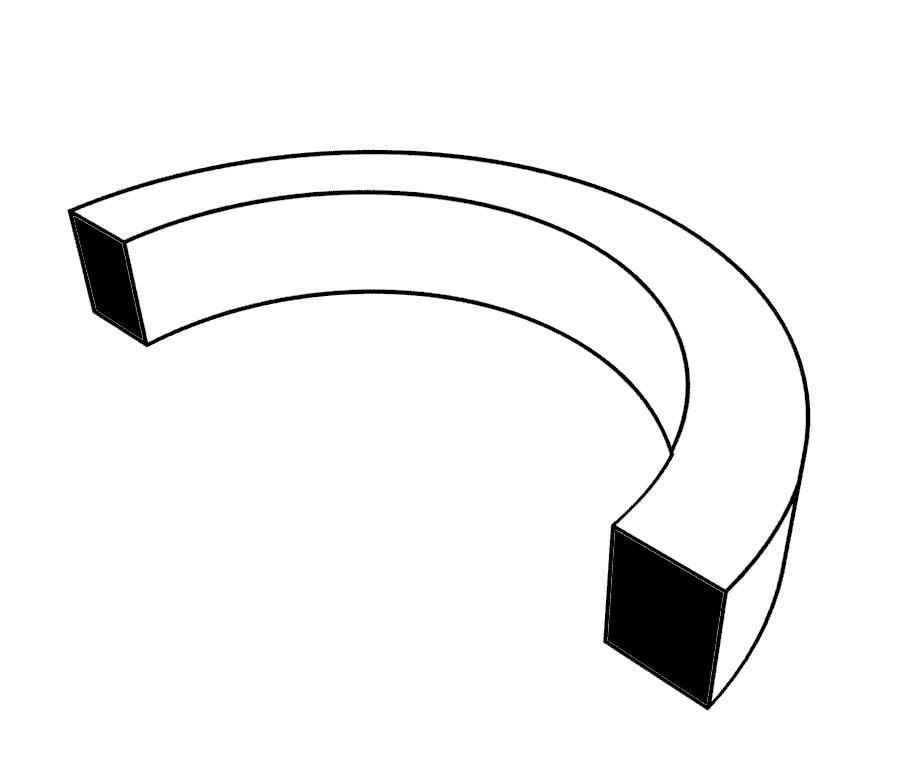 Квадрат.                Допустимые размеры для гиба на трубогибе HTB70-80                BlackSmith