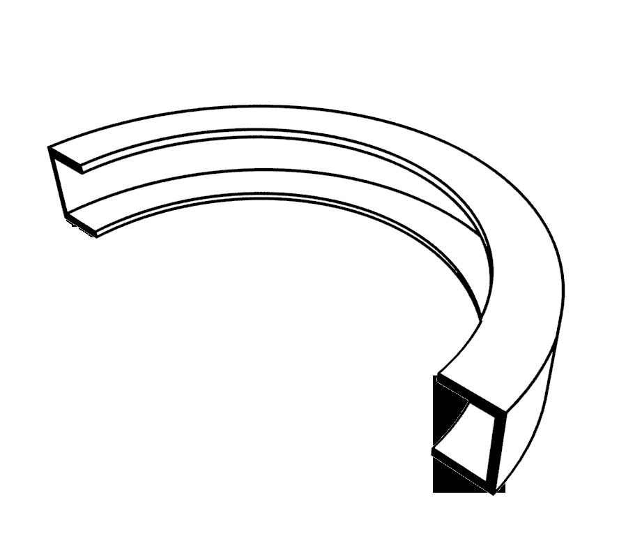 Швеллер.                Допустимые размеры для гиба на трубогибе HTB70-80                BlackSmith