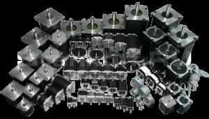 Высокоточные шаговые двигатели