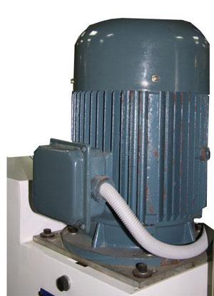 Станок шипорезный односторонний с клеенамазкой Beaver-16AG, привод фрезерного шпинделя увеличенной мощности