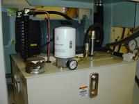 гидростанция ленточно-делительного станка