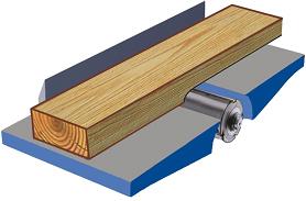 фуговальный станок мод. sf-400, sf-600. схема обработки