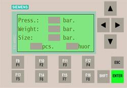 программное обеспечение позволяет работать с опилками разной фракции
