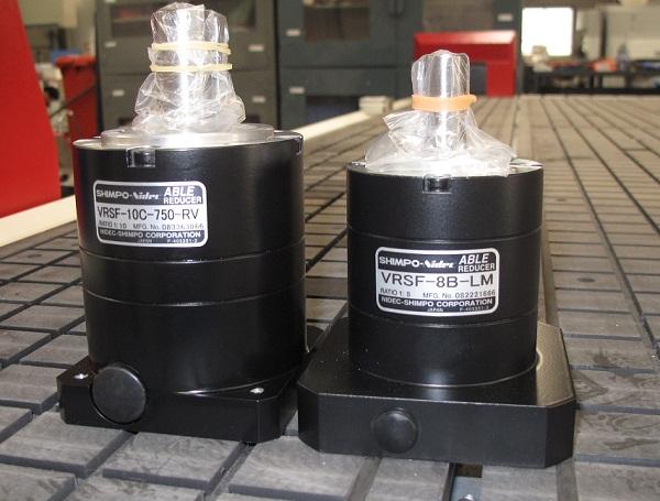 Планетарные редукторы Shimpo фрезерного станка с ЧПУ Beaver 2513AVT6