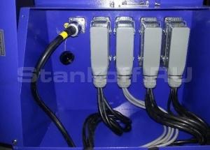Система отсоединяемых кабелей