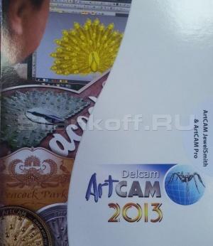 Программное обеспечение Delcam ArtCAM (не входит в базовую комплектацию)