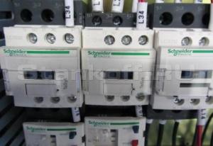 Электрокомпоненты стойки «SCHNEIDER» (Германия)