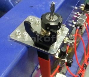 Кронштейн для фиксации инструментального патрона HSK63