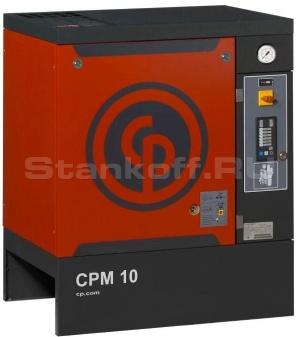 Винтовая компрессорная установка «CPM 10/8 DX 500L 400/50» CHICAGO PNEUMATIC (Италия)