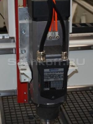 Промышленный электрошпиндель 9,5 КВТ - 24 000 об/мин «HITECO» (Италия)