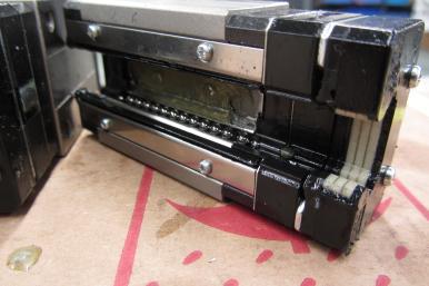 Система картриджной смазки направляющих «THK-LACS» (Япония)