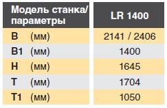 шредер для измельчения древесных отходов lr1400