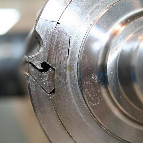 Фуговальный станок R, ножевой вал TERSA.