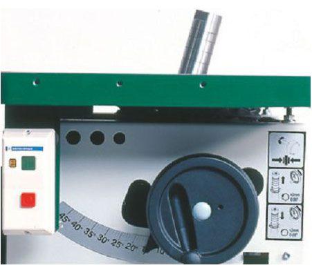 Фрезерный станок с алюминиевой кареткой FSN-300A