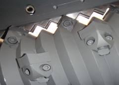 конструкция режущих ножей