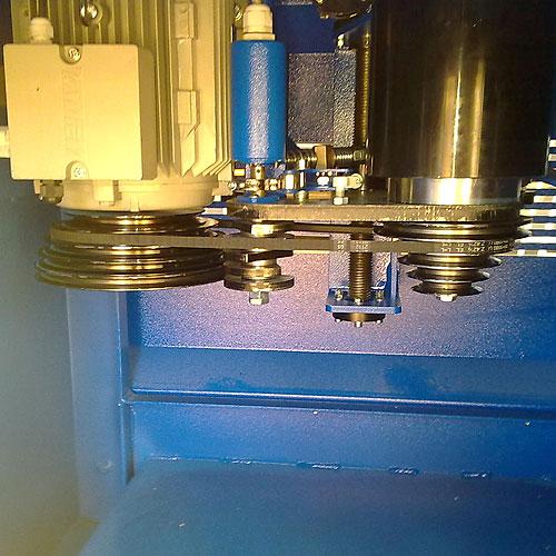 SF220 шпиндельный узел