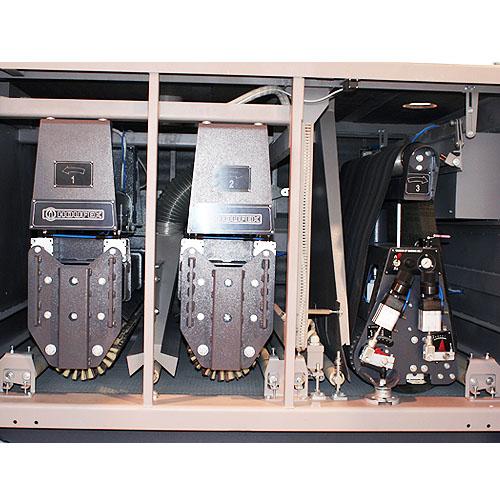 Щеточно-шлифовальный станок FINAL, узлы ВВС.