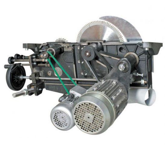 Круглопильный форматно-раскроечный станок PF350