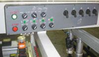 панель пульта управления