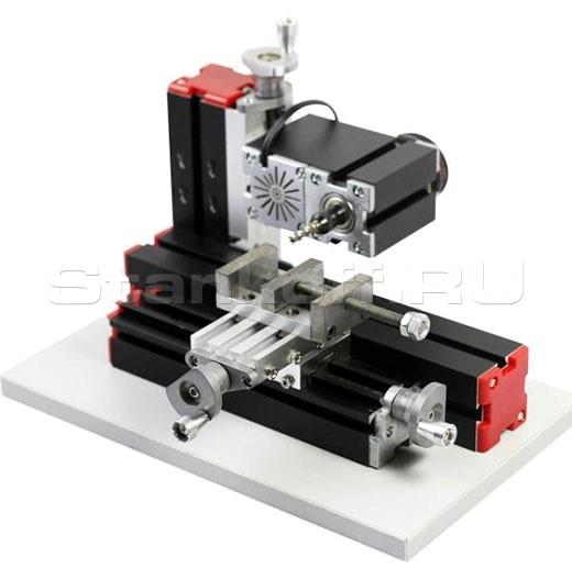 Мини-станок модульный горизонтально-расточной MMR
