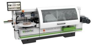 Станок для облицовывания кромок WoodTec FORWARD 400 EVO