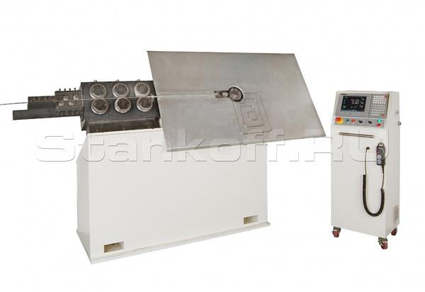 Автоматические станки для 2D гибки проволоки из бухты CHIEF TONE WB-380