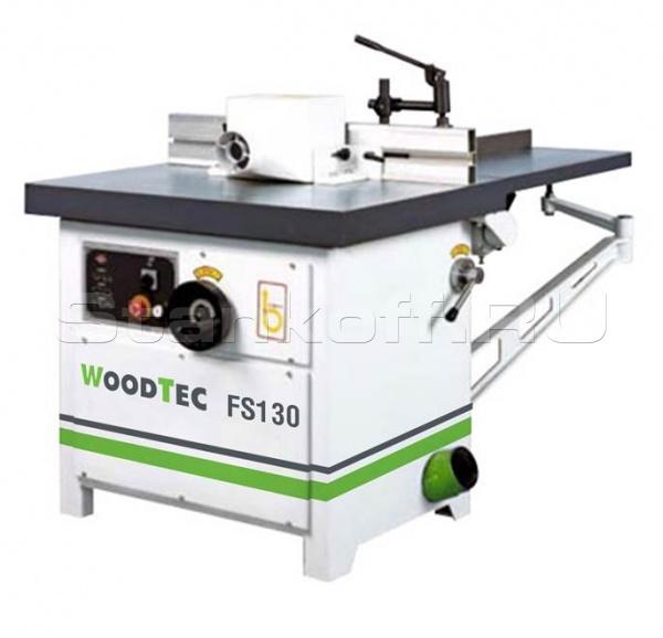 Станок фрезерный WoodTec FS130