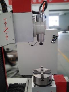 5-ти осевой токарно-фрезерный станок с ЧПУ GM4040-5S
