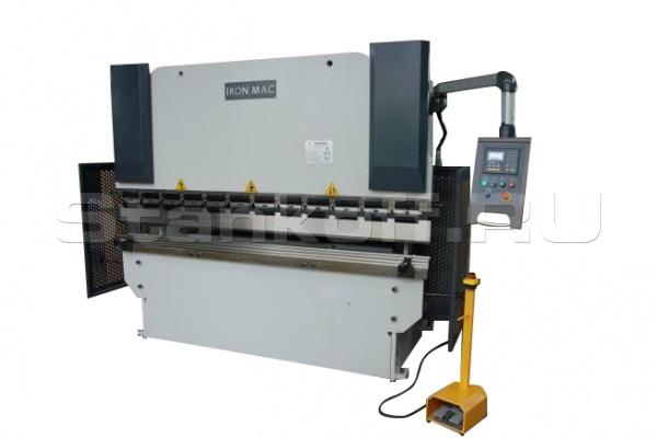 Гидравлический листогибочный пресс HPB-K 63/2500