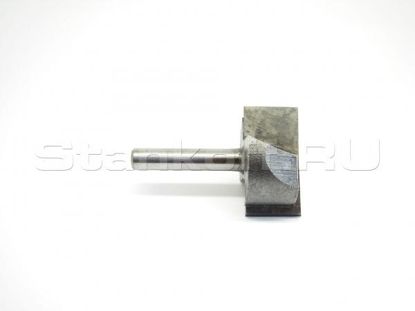 Фреза концевая фасонная прямая для выравнивания поверхности NQD622