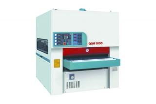 Шлифовальный станок для заготовок с рельефной поверхностью QSG 1000