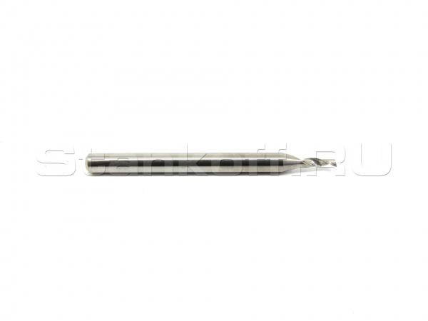 Фреза cпиральная однозаходная по алюминию, меди, латуни  AAL1LX3.1.503