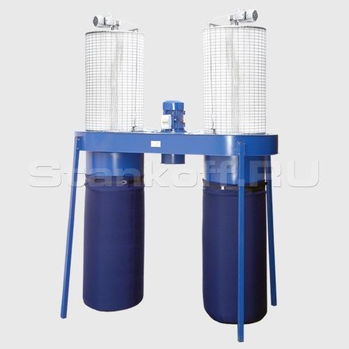 Пылеулавливающий агрегат для шлифовальных станков ПФЦ-3000КР-2