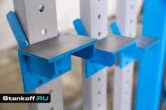 Пневматическая вайма для сборки окон и дверей и склейки щитов ВП15-3000Б