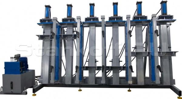 Пресс гидравлический универсальный SL150UN-3GM