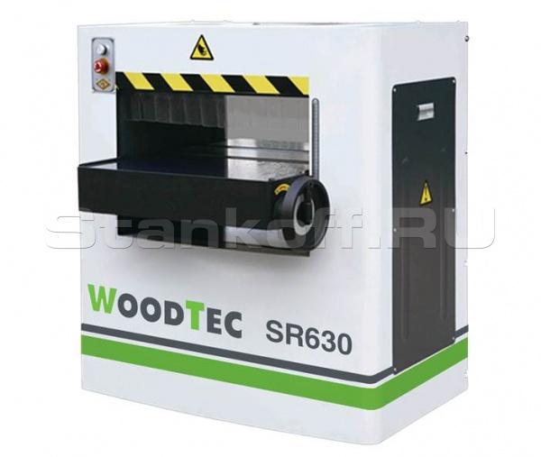 Станок рейсмусовый WoodTec SR630