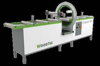 Станок для упаковки изделий стрейч пленкой WoodTec Ecopack 300