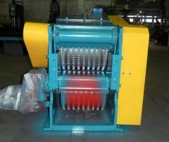 Рубительная машина для измельчения дерева в щепу РМ-5