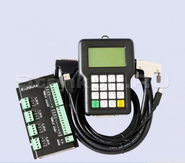 DSP-контроллер RICH AUTO A11