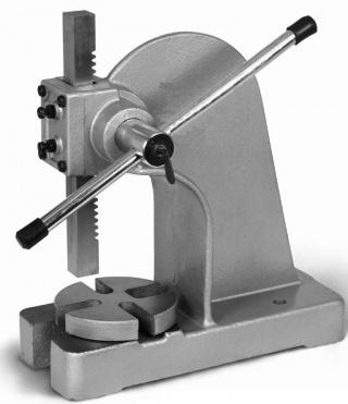 Настольный ручной механический пресс MP-2