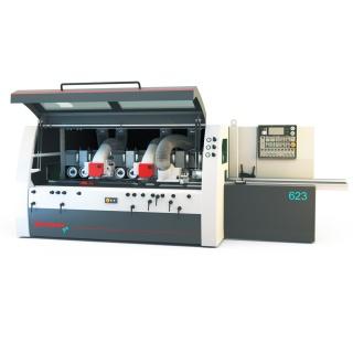Четырехсторонний продольно-фрезерный станок Beaver 620 pro