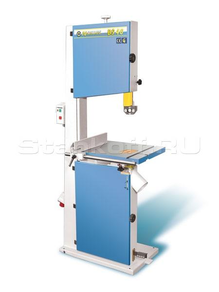 Вертикальный ленточнопильный станок BS 40