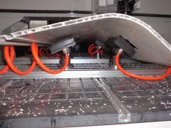 4-х осевой фрезерный станок с ЧПУ с автоматической сменой инструмента M1325ATH