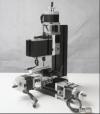 Настольный фрезерный мини станок с ЧПУ по металлу для хобби MMM-CNC