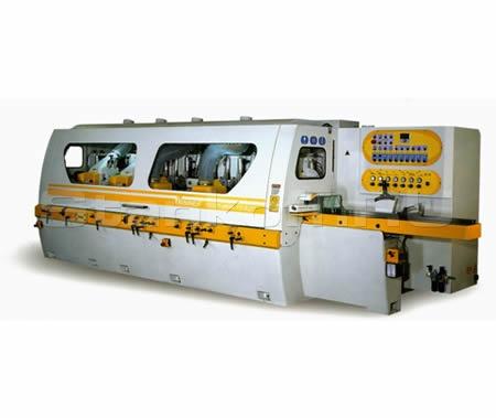 Четырехсторонний станок для бруса и погонажа FE 6-23